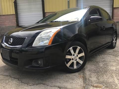 2012 Nissan Sentra for sale in Marietta, GA
