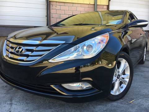 2011 Hyundai Sonata for sale in Marietta, GA