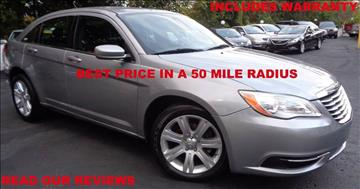2013 Chrysler 200 for sale in Pittsburgh, PA