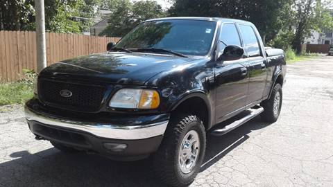 2003 Ford F-150 for sale in Massillon, OH