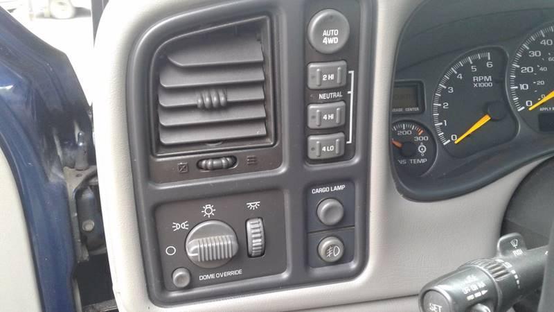 2000 GMC Sierra 2500 2dr SLE 4WD Standard Cab LB HD - Massillon OH