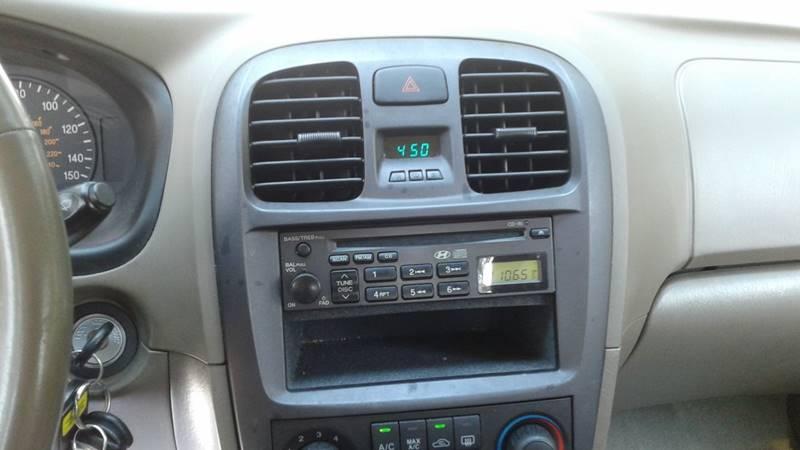 2005 Hyundai Sonata GL 4dr Sedan - Massillon OH