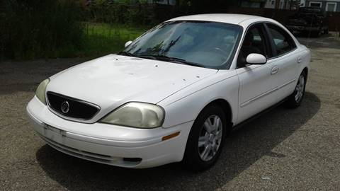 2002 Mercury Sable for sale in Massillon, OH