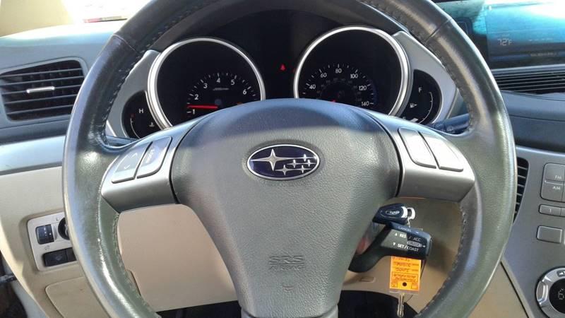 2006 Subaru B9 Tribeca AWD Limited 7-Passenger 4dr SUV w/DVD, Navi, Beige Int. w/DVD, Nav, Beige Int. - Massillon OH