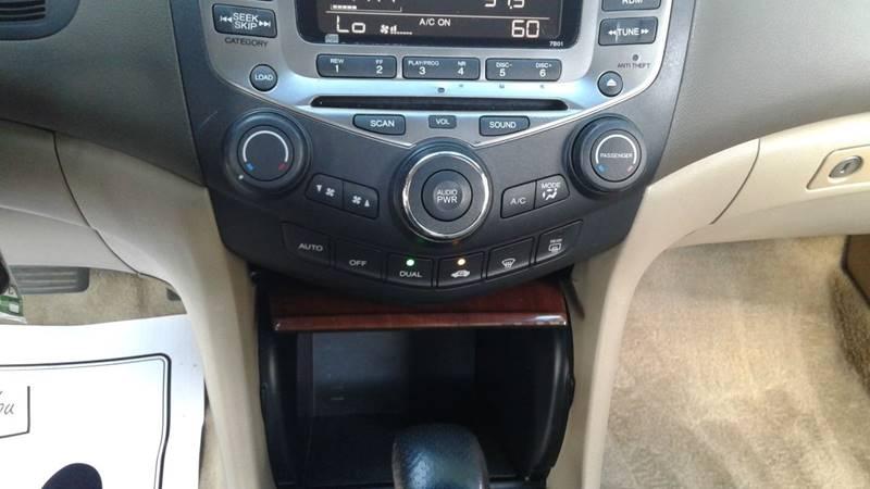 2006 Honda Accord Hybrid 4dr Sedan - Massillon OH