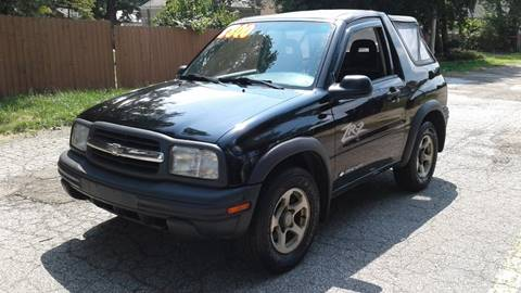 2003 Chevrolet Tracker for sale in Massillon, OH