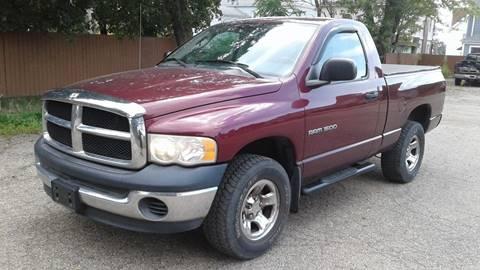 2003 Dodge Ram Pickup 1500 for sale in Massillon, OH
