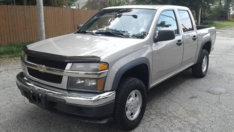 2004 Chevrolet Colorado for sale in Massillon, OH