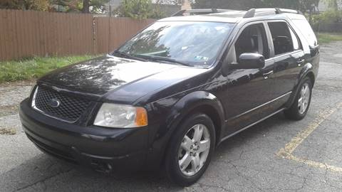 2006 Ford Freestyle for sale in Massillon, OH
