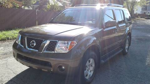 2005 Nissan Pathfinder for sale in Massillon, OH