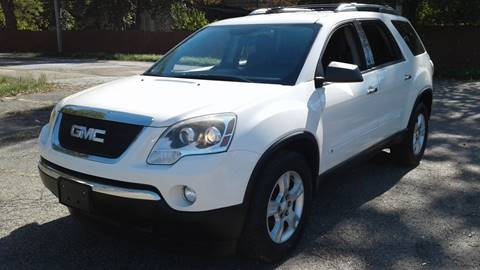 2009 GMC Acadia for sale in Massillon, OH
