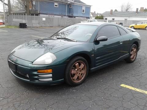 Mitsubishi eclipse 2000 for sale
