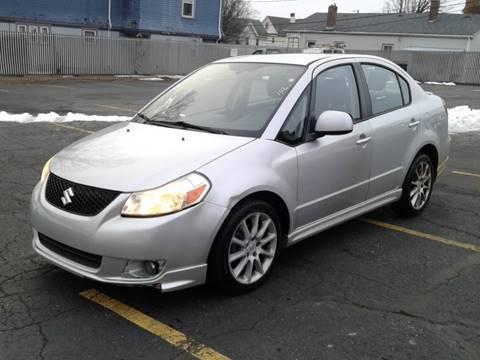 2008 Suzuki SX4 for sale in Massillon, OH