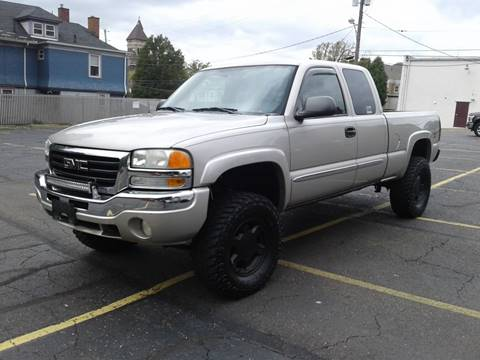 2006 GMC Sierra 1500 for sale in Massillon, OH