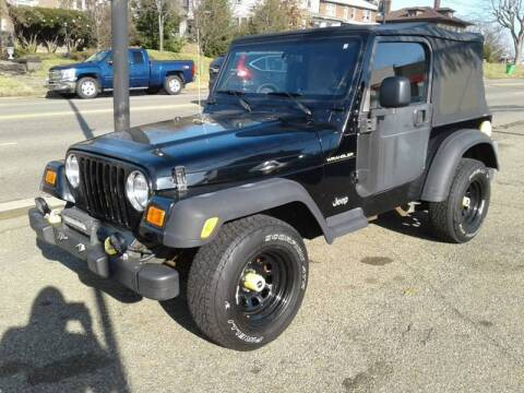 1999 Jeep Wrangler for sale in Massillon, OH