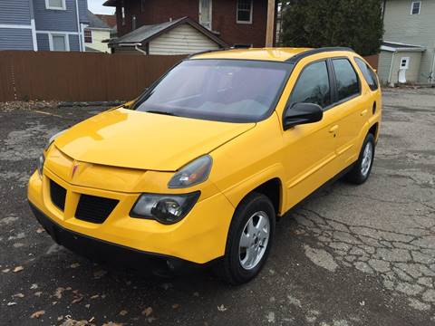 2002 Pontiac Aztek for sale in Massillon, OH