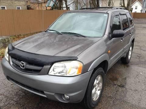 2002 Mazda Tribute for sale in Massillon, OH