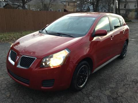2009 Pontiac Vibe for sale in Massillon, OH