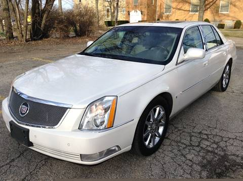 2006 Cadillac DTS for sale in Massillon, OH