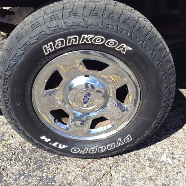 2005 Ford F-150 4dr SuperCrew XLT 4WD Styleside 5.5 ft. SB - Massillon OH