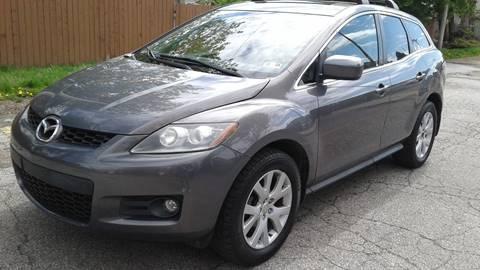 2007 Mazda CX-7 for sale in Massillon, OH