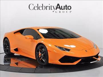 2015 Lamborghini Huracan for sale in Sarasota, FL