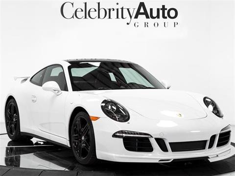 2015 Porsche 911 for sale in Sarasota, FL