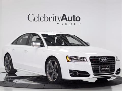 2016 Audi S8 for sale in Sarasota, FL