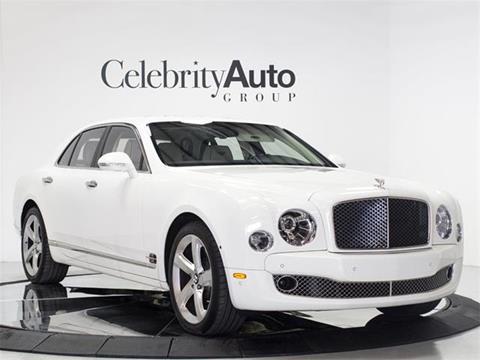 2016 Bentley Mulsanne Speed for sale in Sarasota, FL