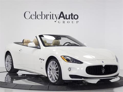 2014 Maserati GranTurismo for sale in Sarasota, FL
