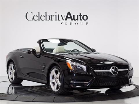 2014 Mercedes-Benz SL-Class for sale in Sarasota, FL