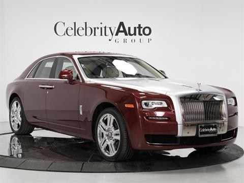 2015 Rolls-Royce Ghost Series II