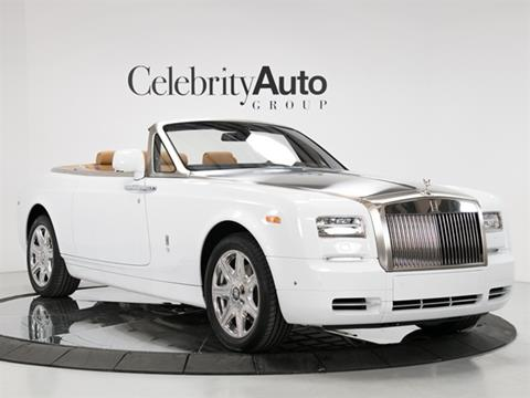 2014 Rolls-Royce Phantom Drophead Coupe for sale in Sarasota, FL
