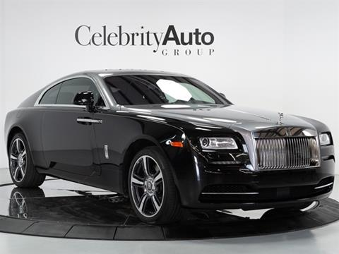 2014 Rolls-Royce Wraith for sale in Sarasota, FL