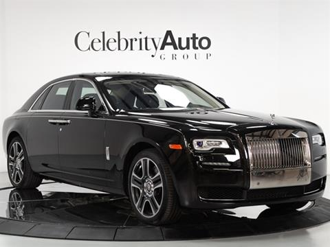2016 Rolls-Royce Ghost for sale in Sarasota, FL