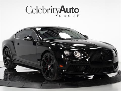 2015 Bentley Continental for sale in Sarasota, FL