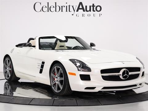 Mercedes Benz Sarasota >> 2012 Mercedes Benz Sls Amg For Sale In Sarasota Fl