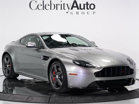 2016 Aston Martin V8 Vantage for sale in Sarasota, FL