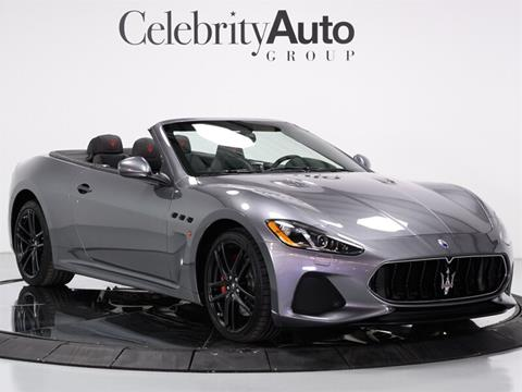 2018 Maserati GranTurismo for sale in Sarasota, FL