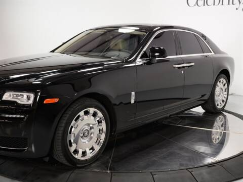 2015 Rolls-Royce Ghost