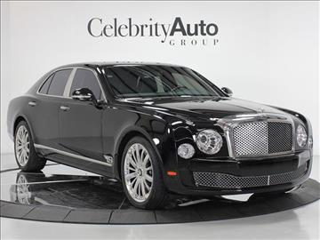 2013 Bentley Mulsanne for sale in Sarasota, FL