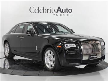 2015 Rolls-Royce Ghost Series II for sale in Sarasota, FL