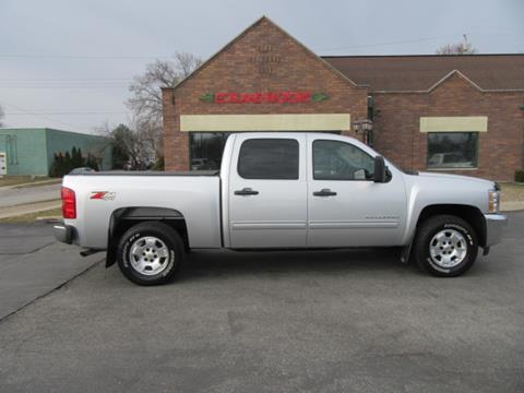 2012 Chevrolet Silverado 1500 For Sale in Iowa ...