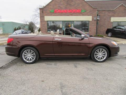 2012 Chrysler 200 Convertible for sale in Keokuk, IA