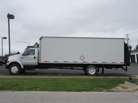 2005 Ford F-750 Super Duty for sale in Keokuk, IA