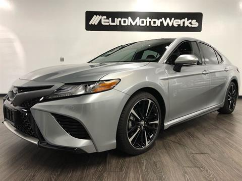 2019 Toyota Camry for sale in San Diego, CA
