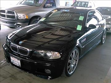 2003 BMW M3 for sale in San Diego, CA
