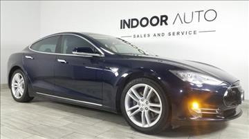2013 Tesla Model S for sale in Medina, MN