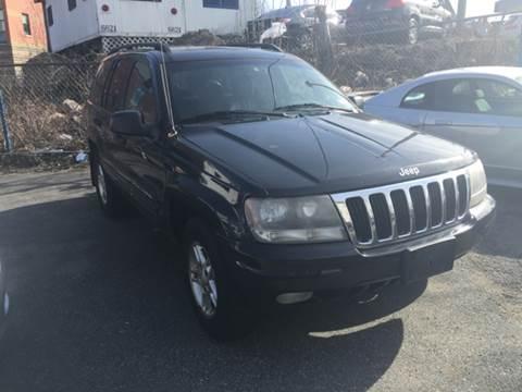 2002 Jeep Grand Cherokee for sale in Everett, MA