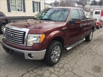 2010 Ford F-150 for sale in Everett, MA